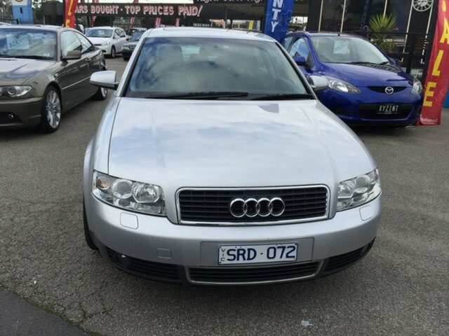 2002 AUDI A4 Constant Variable