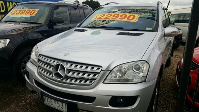 2006 MERCEDES-BENZ ML350 Sports Automatic