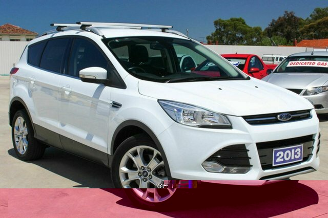 2013 FORD KUGA Sports Automatic Dual Clutch
