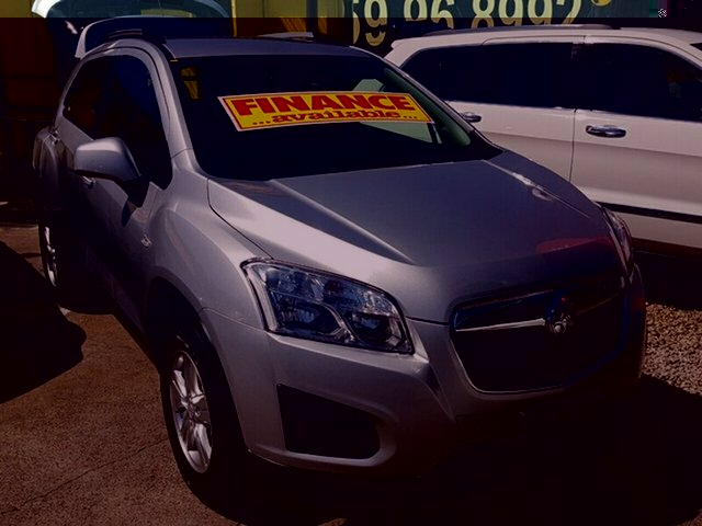2015 HOLDEN TRAX Automatic